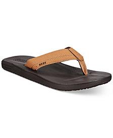 REEF Men's Contoured Cushion Flip Flops