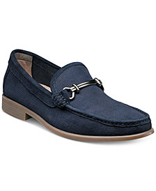 Stacy Adams Men's Kelby Moccasin-Toe Loafers