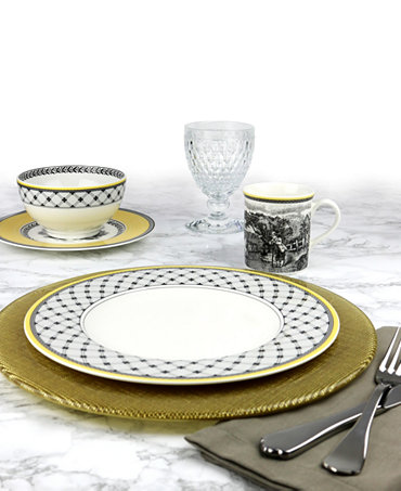 villeroy boch dinnerware audun dinnerware dinnerware dining entertaining macy 39 s. Black Bedroom Furniture Sets. Home Design Ideas
