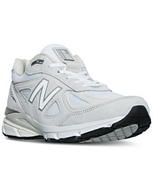 New Balance Men's 990 Casual Sneakers from Finish Line