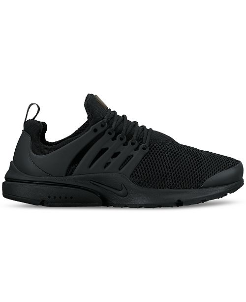 3a1d13f320758 Nike Men s Air Presto Essential Running Sneakers from Finish Line ...