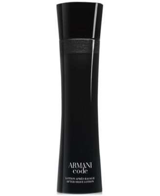 Armani Code After Shave Lotion, 3.4 oz.