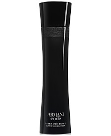Giorgio Armani Armani Code After Shave Lotion, 3.4 oz.