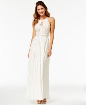 Formal Dresses For Juniors: Shop Formal Dresses For Juniors - Macy's