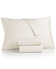 Bainbridge 4-Pc Queen Sheet Set, 1400 Thread Count, Created for Macy's