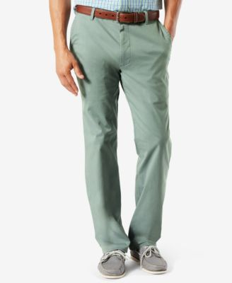 Dockers Mens Khakis Pants Clothing Amp More Macy S