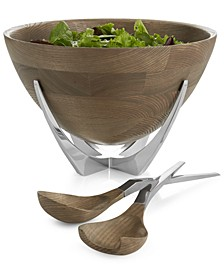 Cabo Collection Salad Bowl with Servers