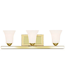 Livex Ridgedale Metal 3-Light Vanity