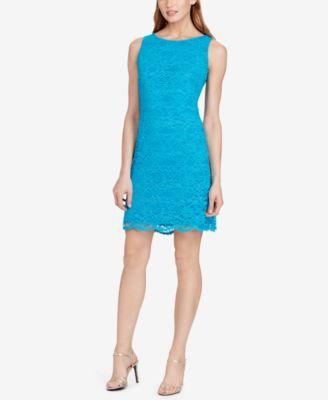 American Living Mesh Popover Dress Dresses Women Macy S