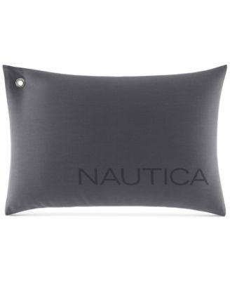 """CLOSEOUT! Seaward Twill 14"""" x 20"""" Decorative Pillow"""