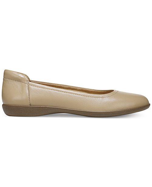 3a204bc595 Naturalizer Flexy Flats & Reviews - Flats - Shoes - Macy's