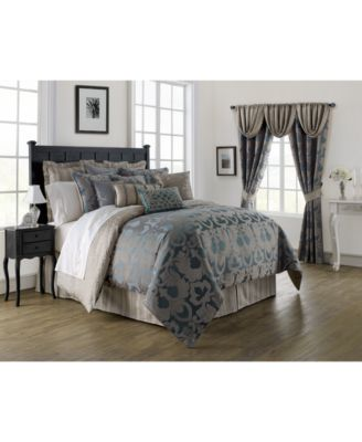waterford chateau king comforter set - Oversized King Comforter