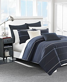 CLOSEOUT! Southport Twin Comforter Set
