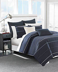 CLOSEOUT! Nautica Southport Twin Comforter Set