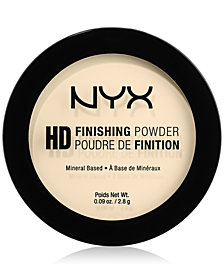 NYX Professional Makeup Finishing Powder