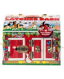 Melissa & Doug Latches Barn Set