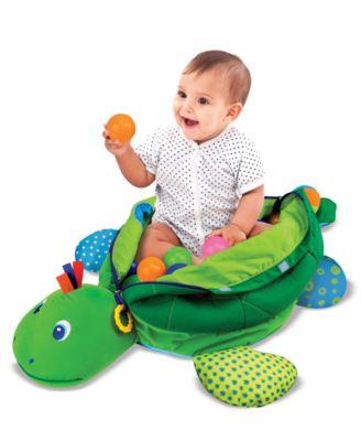 Melissa u0026 Doug Turtle Ball Pit  sc 1 st  Macyu0027s & Melissa u0026 Doug Turtle Ball Pit - Toys u0026 Games - Kids u0026 Baby - Macyu0027s