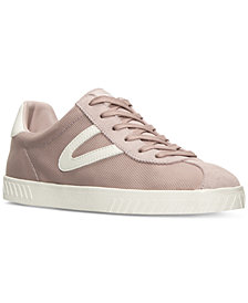 Tretorn Women's Camden 4 Nylon Casual Sneakers from Finish Line