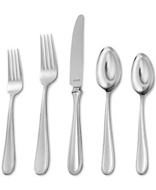 Flatware 18/10, Infinity 5 Piece Place Setting