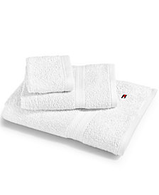 Tommy Hilfiger All American II Cotton Washcloth, Created for Macy's