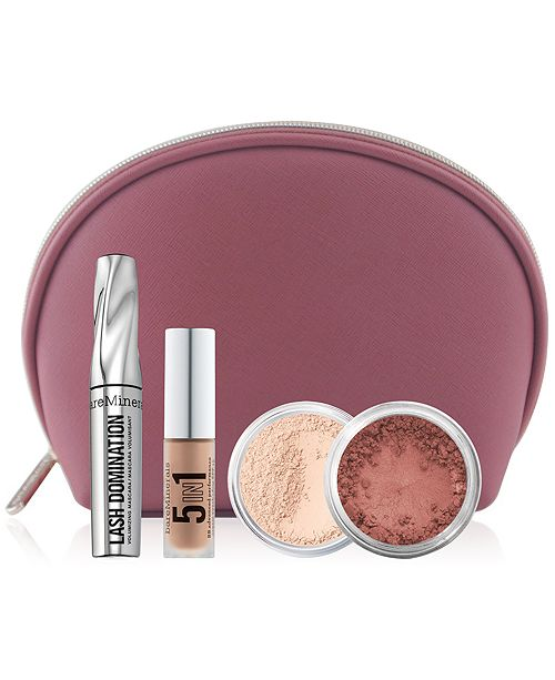 bareMinerals Receive a FREE 5-Pc. gift with any $60 bareMinerals purchase