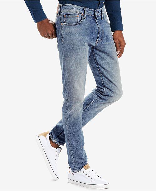 a47ab06562d Levi's 512™ Slim Taper Fit Jeans & Reviews - Jeans - Men - Macy's