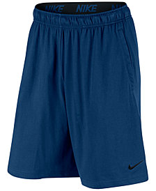"Nike Men's 9"" Dri-FIT Cotton Jersey Training Shorts"