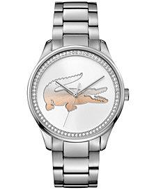 Lacoste Women's Victoria New Stainless Steel Bracelet Watch 38mm 2000972