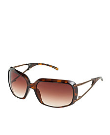Nine West Sunglasses, Rectangle with Vented Sides