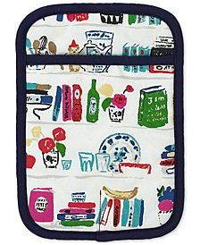 kate spade new york Cookbook Pot Holder