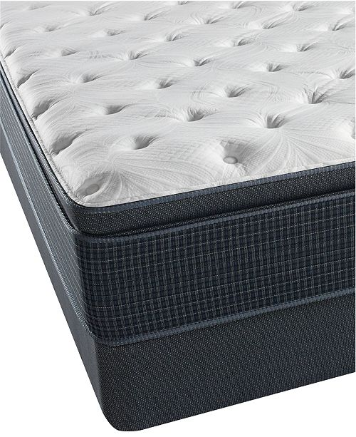 Simmons Beautyrest Plush Pillow Top Mattress Set Reviews