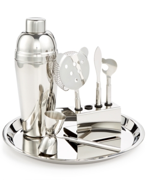 Martha Stewart Collection 7-Pc. Bar Tool Set, Only at Macy's