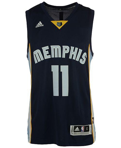 detailing 0ecf2 6e6ed adidas Men's Mike Conley Jr. Memphis Grizzlies New Swingman ...