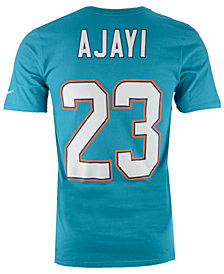 Nike Men's Jay Ajayi Miami Dolphins Pride Name and Number T-Shirt