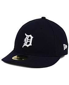 New Era Detroit Tigers Low Profile AC Performance 59FIFTY Cap
