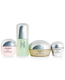 Shiseido IBUKI Collection