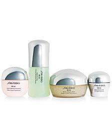 Shiseido IBUKI Collection