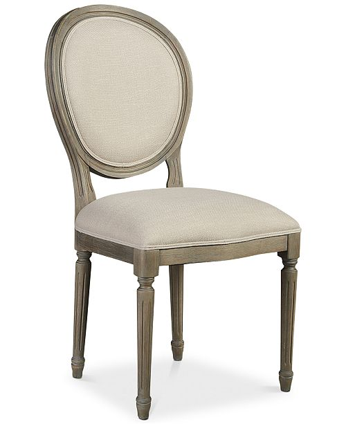 Furniture Tristan Dining Chair Created For Macy S Reviews