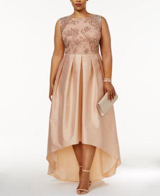 Formal Plus Size Dresses - Macy's