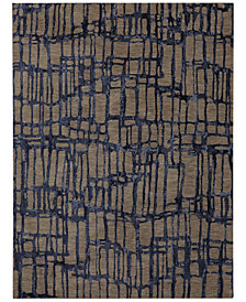 Karastan Enigma Twilight Indigo Area Rug Collection