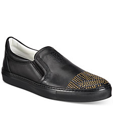 Roberto Cavalli Men's Kale Slip-On Sneakers