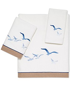 Seagulls Bath Towel Collection