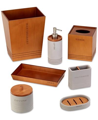 Avanti Ventana Bath Accessories Collection