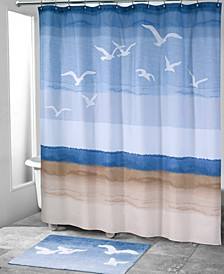 Seagulls Shower Curtain Collection