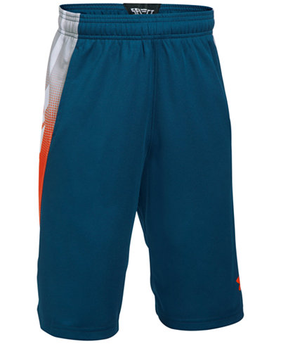 Under Armour Select Shorts, Big Boys (8-20)