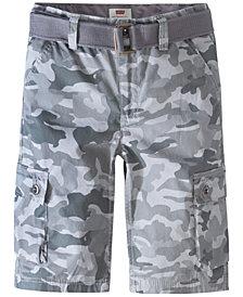 Levi's® Westwood Cotton Cargo Shorts, Little Boys