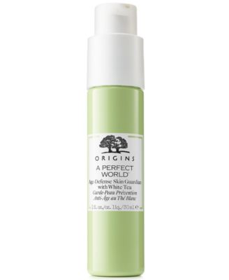 A Perfect World Age-Defense Skin Guardian Serum With White Tea, 1 oz