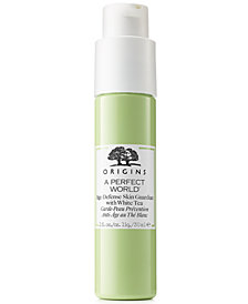 Origins A Perfect World Age-Defense Skin Guardian Serum With White Tea, 1 oz