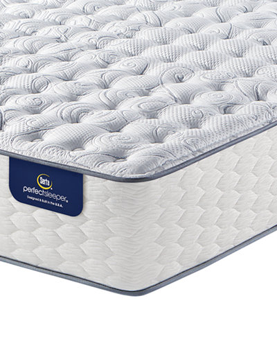 Closeout Serta Perfect Sleeper 174 Soothing Haven 13 Quot Firm