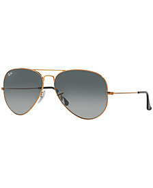 Ray-Ban AVIATOR II LARGE Sunglasses, RB3026 62